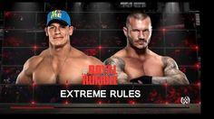 WWE 2K16 PC  Extreme Rules Match   John Cena vs Randy Orton