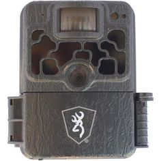 Browning Trail Camera - HD Security Cam. Browning Trail Camera - HD Security CamManufacture ID: BTC 6HDSFeaturing a sleek, compact black casing, the HD Security Trail Camera from Browning is a dedicated camera designed to capture photos and videos of moving subjects in a discreet manner. It features a 10MP CMOS sensor that is capable of recording both still imagery and HD 1280 x 720 video. The integrated PIR motion sensor automatically triggers shooting with 0.67 seconds when a moving...