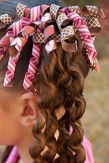 Springs Hairstyle @ Princess Piggies
