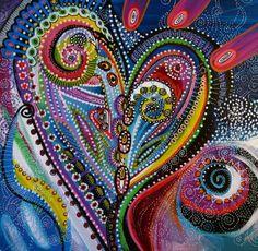 An original by my friend Holly Schenk