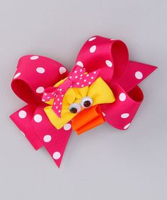 Hayden needs this! cuute..gives me some inspiration for Easter bows ;)