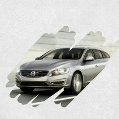 Volvo V60 #volvo #car Car Facts, Volvo V60, Android, This Or That Questions, Game, Gaming, Toy, Games