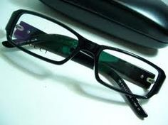 basically my glasses, but mine are just a bit smaller and are a deep dark purple color...i used to only have to wear them to read, but those days are long gone...