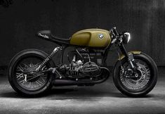 Cool Modification Of BMW R65 R80 R100 95