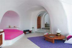 Hotel Perivolas Suites en Santorini