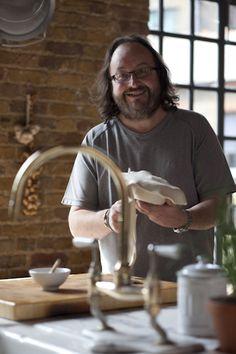 Hairy Biker David Myers in the Kitchen