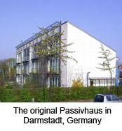 La première Maison Passive, Darmstadt, Allemagne (1991)