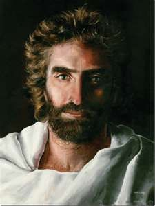 Prince of Peace painted by a child prodigy Akiana, who began painting at the age of 3 - amazing.