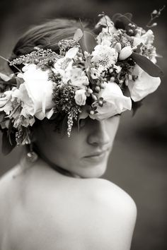 Flower Crown | Photographed by Nadine | Love Me Do Photography