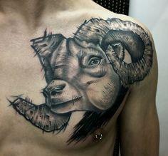 Redberry Tattoo Studio Wrocław #tattoo #inked #ink #studio #wroclaw #warszawa #tatuaz #dresden #redberry #katowice #redberrytattoostudio #amaizingtattoo #poland #berlin #eztattoo #nastiazlotin #zlotin #sketch #baran #ram #nztattoo