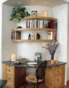 kitchen home office niche