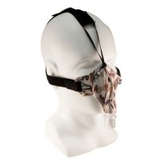 SleepWeaver Cloth CPAP Mask, one size fits all (Camouflage)