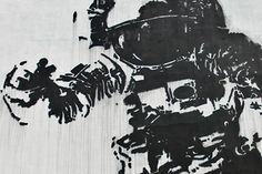 white tee printed astronaut - Google Search