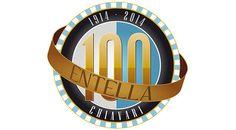 logo centenary   ENTELLA CHIAVARI Smart Watch, Anniversary, Football, Badges, Sports, Logo, Soccer, Hs Sports, Smartwatch
