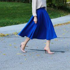 Coudre une jupe: les plus beaux patrons