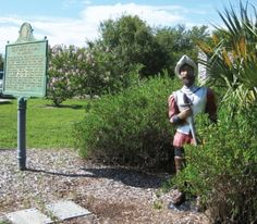 Ponce de León Park, Punta Gorda & also the location for the wildlife refuge for injured animals.  A must see!
