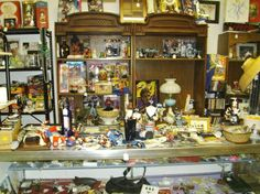 Some of the items for sale at Lark Mountain Marketplace