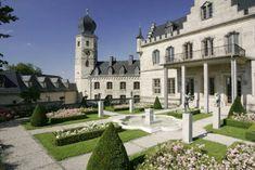 Schloss Rosenau, near Rödental, Bavaria , Germany, where PRINCE ALBERT Consort of QUEEN VICTORIA was born on August 26, 1819.