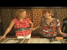 Sandra Betzina · Placing A Pattern on Knit Fabric | Learn To Sew. I have learned so much from Sandra Betzina in the past years when she was on PBS.