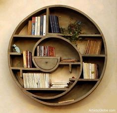 Awesomest shelves ever