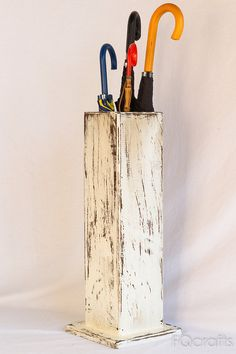 Etsy listing at https://www.etsy.com/listing/206675106/wooden-umbrella-stand-and-walking-cane