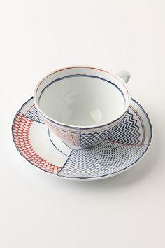 Sen-Gaki Cup & Saucer ($1-20) - Svpply