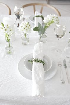 10 Christmas table setting ideas | Stylizimo Blog