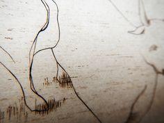 Ayumu (Part) / Engraving 2014