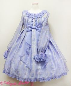 Angelic Pretty - Milky Cross OP  - Lavender