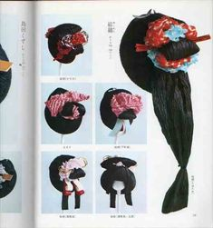 Japanese Paper, Washi, Paper Dolls, Diy And Crafts, Wreaths, Halloween, Decor, Hairdos, Paper