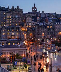 Likes, 12 Comments - Unlimited Edinburgh Scotland Uk, Scotland Travel, Scotland Vacation, Ireland Travel, City Aesthetic, Travel Aesthetic, Autumn Aesthetic, Edinburgh Photography, Travel Photography