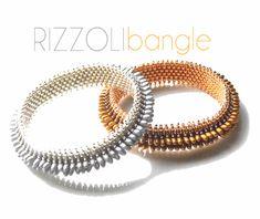 prettybeads: Rizzoli bangle