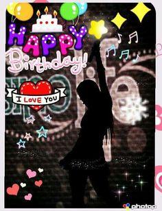 Felíz cumpleaños linda cindy