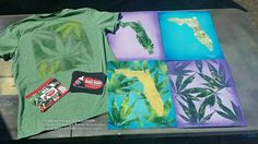 Check out this item in my Etsy shop https://www.etsy.com/listing/543246314/florida-cannabis-spray-paint-art-t-shirt