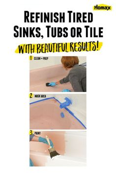 Magic Porcelain Chip Fix Repair For Tubs And Sink Craft