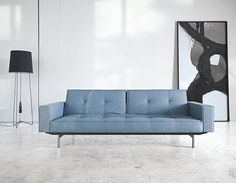 Splitback Convertible Sofa W/Arms by Innovation at 212Concept - Modern Living