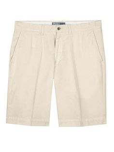 Polo Ralph Lauren Stone Logo Chino Shorts
