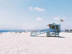Photo Diaries: Venice Beach California Venice Beach California, Visit Los Angeles, Venice Los Angeles, Pastel Sunset, Photo Diary, City Beach, Life Inspiration, Beach Photos, Santa Monica