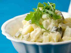 Piparjuuri-perunasalaatti Mashed Potatoes, Soup, Vegetables, Ethnic Recipes, Christmas, Style, Whipped Potatoes, Xmas, Swag