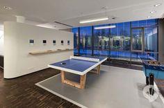 new mtv studios in berlin. i heart ping pong!