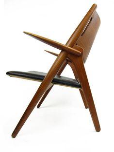 1950'a Hans Wegner chair – Got it!