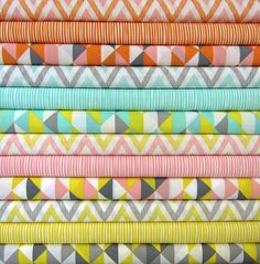 Poppytalk: New Organic Fabrics from Cloud9