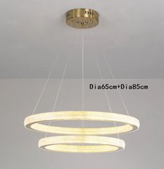 Nordic LED ring chandelier lighting simple aluminum acrylic lustres lighting modern luxury living room bedroom golden light | thefashionique Ring Chandelier, Chandelier Lighting, Light Ring, Living Room Lighting, Living Room Bedroom, Luxury Living, Modern Luxury, Modern Lighting, Ceiling Lights