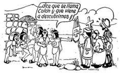 """El 12 de octubre ha sido el Día Nacional de España que también se conoce como Día de la Hispanidad y en Estados Unidos como el día de Colón. Se celebra, en parte, porque fue la fecha de llegada de Colón a América. A menudo se nombra como """"el descubrimiento de América"""". """"Descubrir"""" significa encontrar algo no conocido. Sabemos que cuando Colón llegó ya había personas en esa zona. Por esto, la expresión """"descubrimiento de América"""" es un tanto polémica... #Spanish #español #learnspanish…"""