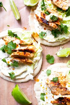 Cajun Chicken Pitas with Creamy Lime Mayo Dressing |  Recipe: http://www.justeasyrecipes.co.za/2015/08/18/cajun-chicken-pitas-creamy-lime-mayo-dressing/