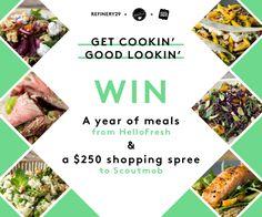 Win a Summer Kitchen Refresh!!