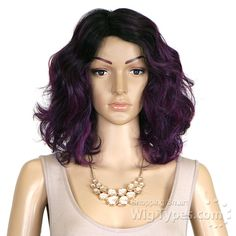 Freetress Equal Synthetic Premium Delux Wig - SHANE - WigTypes.com