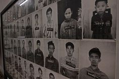 In Cambodia, Phnom Penh's heartbreaking and tragic history starts at S21 Museum. Once a high school, it was turned into the main prison and torture center for the Khmer Rouge.
