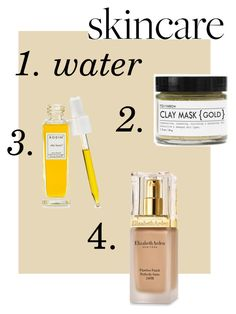 """Skincare"" by jasminsangalyan on Polyvore featuring beauty, SkinCare, Fig+Yarrow, Rodin and Elizabeth Arden"