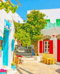 Colors of Greece , from Iryna